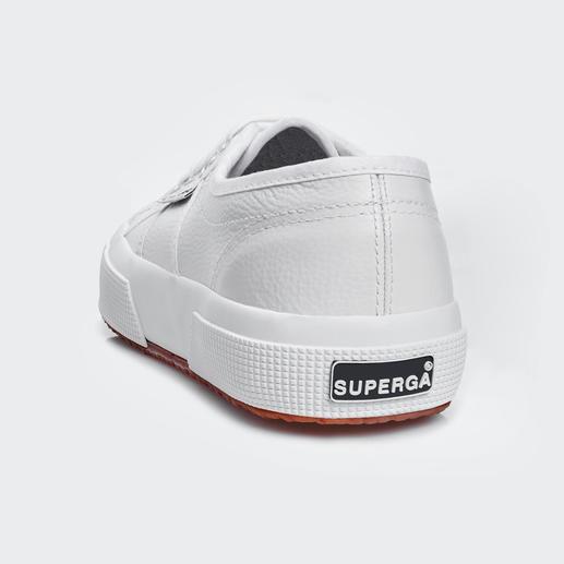 Superga® Leder-Turnschuh 2750 Inbegriff italienischer Lässigkeit: der Superga® 2750. 1925 der erste seiner Art. Heute ein kultiger Klassiker.