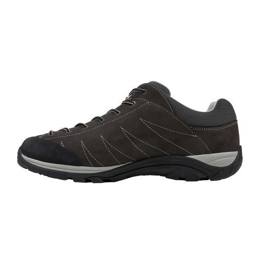 Zamberlan®-Herren-Sneaker Der perfekte Schuh auf Reisen. Bequem, robust, wasserdicht, leicht und atmend. Von Zamberlan®, seit 1929.