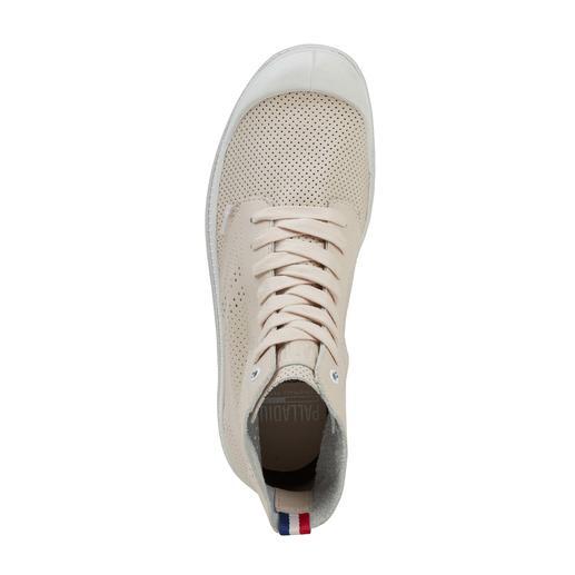 Palladium Light Leder-Boots Unsterbliches Design. Unverwüstliche Qualität.