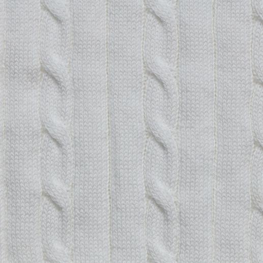 Carbery Pima-Zopfpullover Der perfekte Pulli zum aktuellen Sporty-Chic. Erlesene Pima-Baumwolle. Sportliches Zopfmuster. Figurbetonte Form.