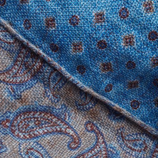 Pellens & Loick Double-Print-Schal Der herrlich leichte, vielseitige Sommer-Schal. Von Pellens & Loick, seit 1870.