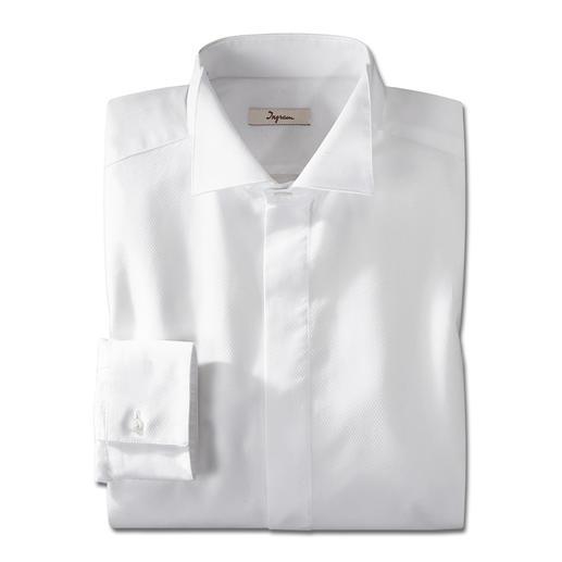 Ingram Everyday-Frackhemd - Zum Anziehen, nicht zum Aufbewahren. Mit italienischem Chic: Ingram macht das klassische Frackhemd alltagstauglich.