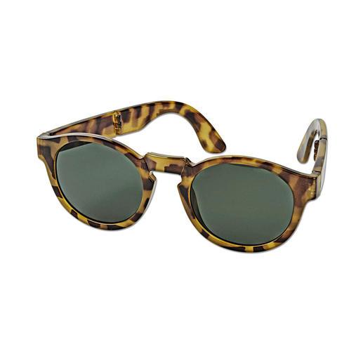 Mr. Boho Falt-Sonnenbrille Die Sonnenbrille im kompakten Taschenformat. Zeitgemäßes Design mit verborgener Funktion. Made in Italy. Von Mr. Boho.
