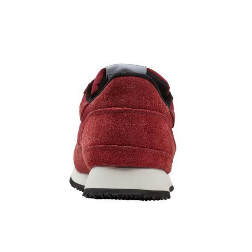 """Norman Walsh Sneaker """"NY'81"""" Nicht irgendein Sneaker. Das Original vom New-York-Marathon 1981. Handgefertigt in England. Von Norman Walsh."""