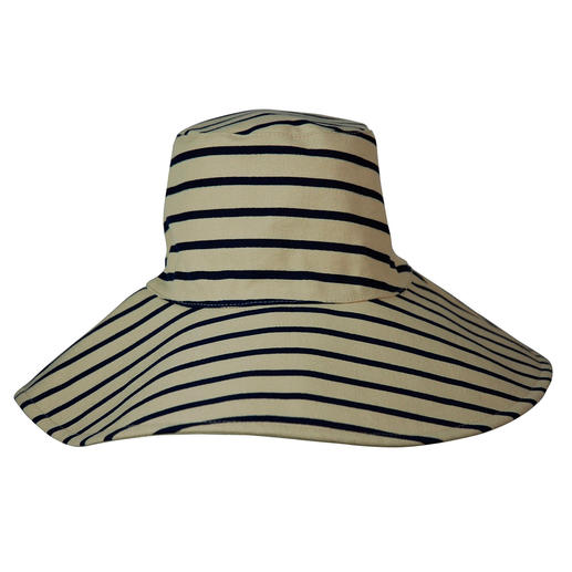 Hat Attack Wende-Schlapphut 1 unkomplizierter Hut – 2 stylische Looks.