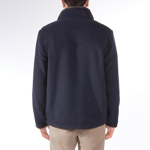 Aigle Polartec®-Jacke Endlich eine alltagstaugliche Fleece-Jacke. Dank Polartec® Classic 300 winterwarm, Wind und Wasser abweisend.
