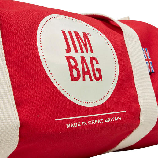 JIM© Barrel-Bag Original JIM© Bag: die Kult-Tasche aus Great Britain. Kerniger englischer Canvas, in Manchester haltbar genäht.