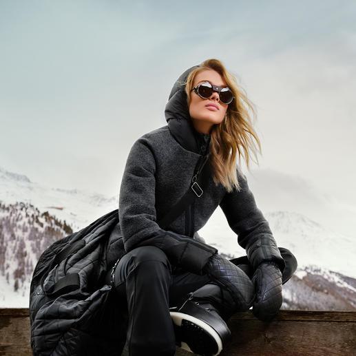Goldbergh Sports-Couture-3-in-1-Jacke oder Softshell-Steghose Sportliche Streetwear oder Stylishe Sportswear? Beides!