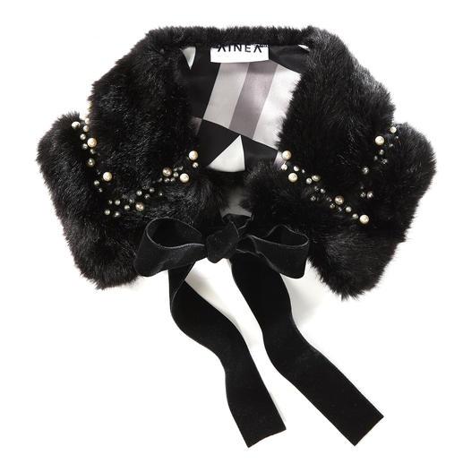 En Vogue: Fake Fur de luxe. Am besten vom italienischen In-Label Ainea. En Vogue: Fake Fur de luxe. Am besten vom italienischen In-Label Ainea.