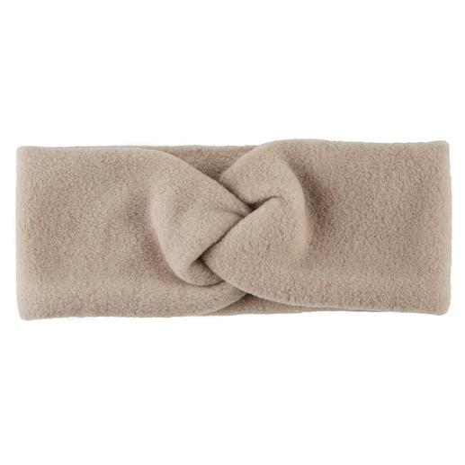 Loevenich Fleece-Stirnband Das Stirnband mit raffiniertem Knoten-Detail. Loevenich macht aus sportlichem Fleece ein elegantes Fashion-Accessoire.