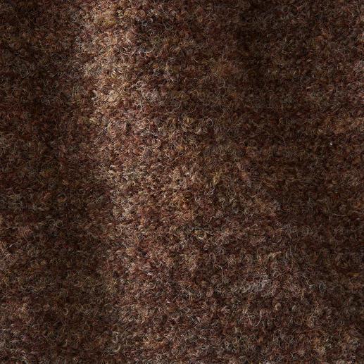 Carbery Forest-Pullover Rustikaler Look. Überraschend leichtes, weiches Tragegefühl. 7-Gauge-Strick aus voluminösem Schlaufengarn.