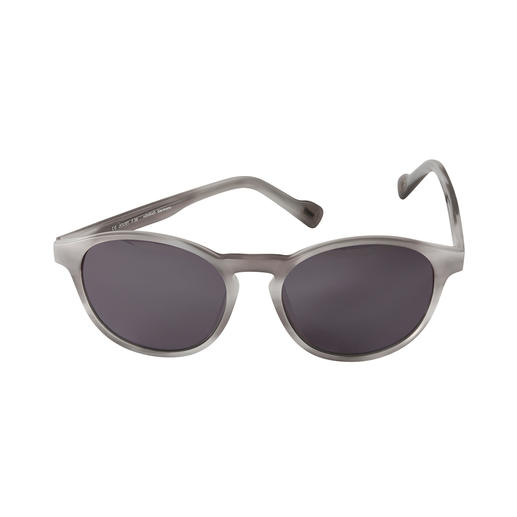Joop! Damen-Sonnenbrille Die elegant mattierte Designer-Sonnenbrille im Havanna-Look: Extravagante Maserung trifft auf feminine Farbgebung.