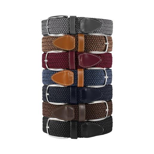 Belts Elastischer Gürtel, Herren - Genial bequemer Gürtel: stufenlos verstellbar. Und elastisch.