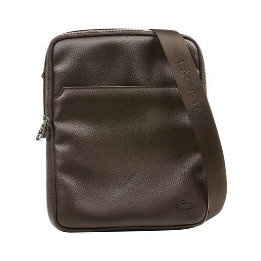 Lacoste Crossover-Bag Lange gesucht: die kleine Crossover-Bag im zeitgemäßen Look.