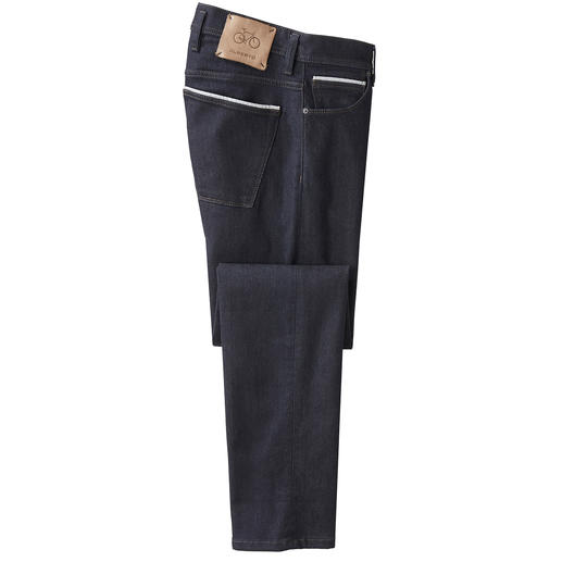 Alberto Herren-Stretch-Jeans - Es gibt sie doch: knackig sitzende Jeans – so bequem wie Ihre Jogginghose. Vom Hosen-Spezialisten Alberto.