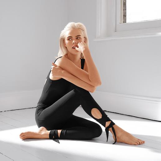 Skiny Yoga & Relax-Longsleeve, -Body oder -Leggings Bio-Heatsol™: die innovative Fasertechnologie für mehr Körpergefühl.