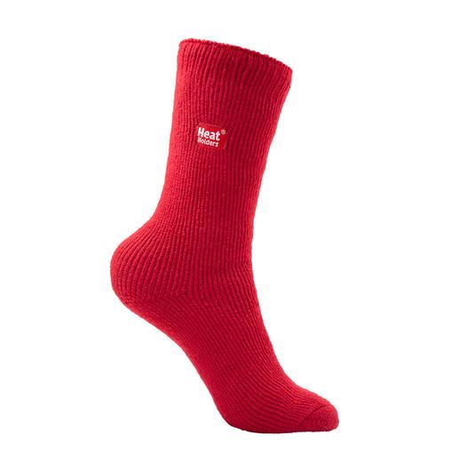 Die wärmeren Thermosocken. Heat Holders® machen endlich Schluss mit kalten Füßen.