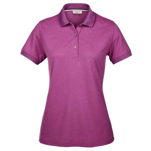Aigle Poloshirt 37.5® 5 x schneller trocken: das Poloshirt mit innovativem Cocona 37.5®. Optimales Körper-Klima. Zuverlässiger UV-Schutz.