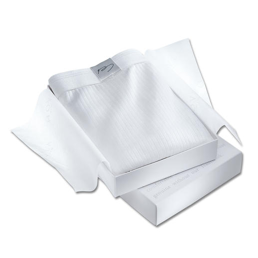 NOVILA-Unterwäsche Ein seidenzartes Nichts auf Ihrer Haut – dabei strapazierfähig, formtreu und pflegeleicht. Von NOVILA.