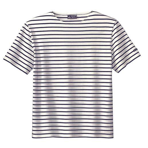 Bretagne Shirt, Herren Fischer-Tradition seit dem 19. Jahrhundert. Von Saint James/Frankreich.
