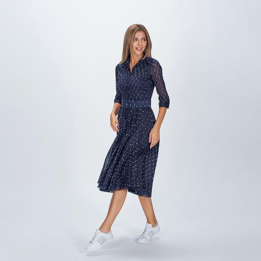 Samantha Sung Tupfen-Kleid