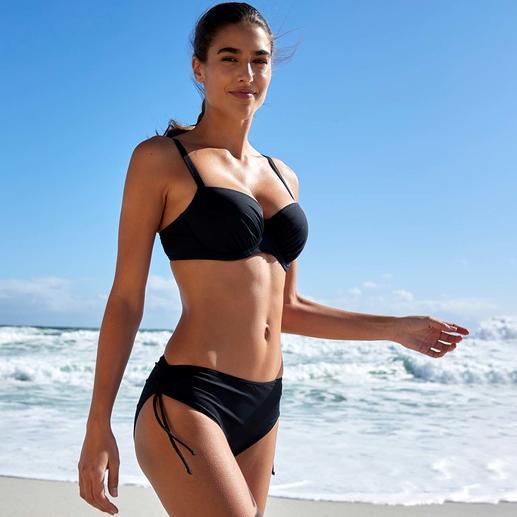 Der wohl erste Bikini mit positivem Umwelt-Beitrag. Aus ReNew Cult – dem Recycling-Material aus dem Meer für das Meer.