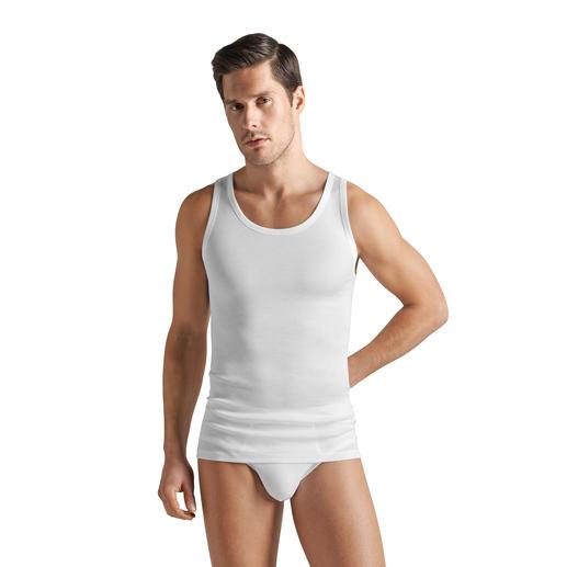 Hanro-Unterhemd