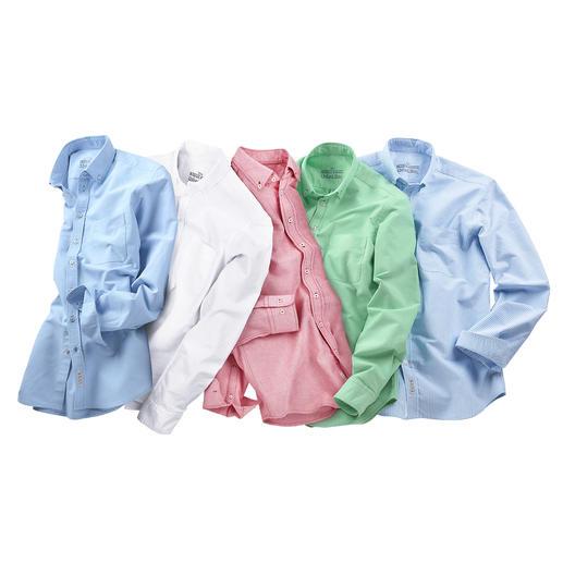 The BDO-Shirt Entdecken Sie einen guten alten Freund. Und vergessen Sie, dass ein Hemd gebügelt werden muss.