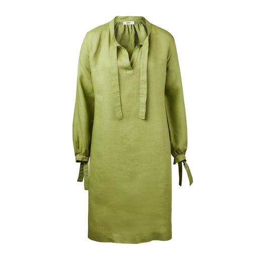 Soft-Leinen-Kleid Urtypischer Leinen-Look – aber mit überraschend softem Griff und fließendem Fall.