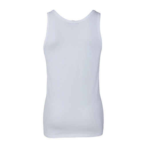 Unterhemd, Weiß