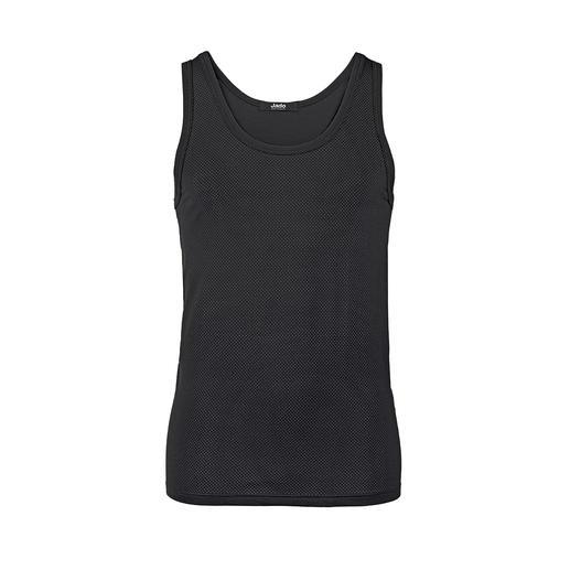 Unterhemd, Schwarz