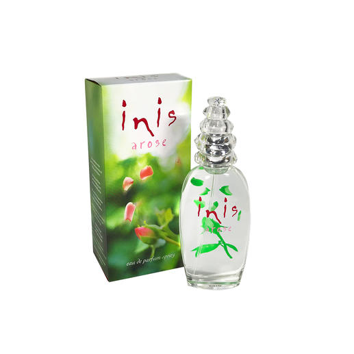 Inis Arose Einen typischeren Rosenduft werden Sie kaum finden: Inis Arose – 2003 nominiert für den FiFi-Award.