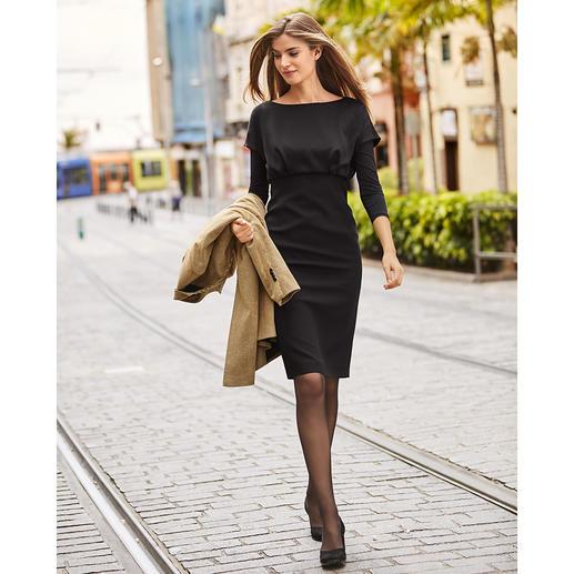 SLY010 Kleines Schwarzes Modisches Designer-Piece, Figurschmeichler und ewiger Klassiker zugleich. Das LBD vom Berliner Couture-Label SLY010.
