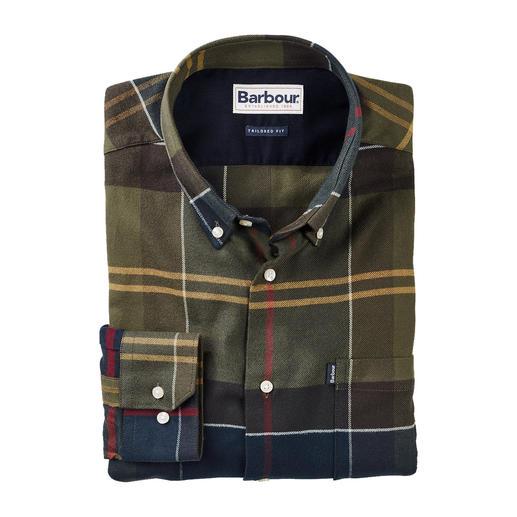Barbour Light-Flanell-Tartanhemd Das unvergleichlich leichte Flanellhemd mit dem unverkennbaren Barbour House-Tartan.