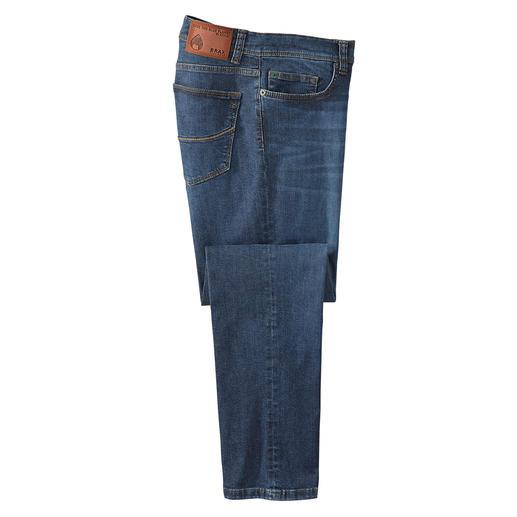 Brax Blue-Planet-Jeans Die vielleicht grünste Blue Jeans der Welt.