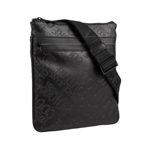 Versace Jeans Couture Logo-Bag Die erschwingliche und topaktuelle Designertasche für Damen und Herren. Von Versace Jeans Couture.