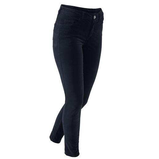 """LiuJo Jeans Bottomup Samthose Kaum eine 5-Pocket lässt Ihren Po knackiger aussehen als die """"Bottomup"""" von LiuJo Jeans, Italien."""
