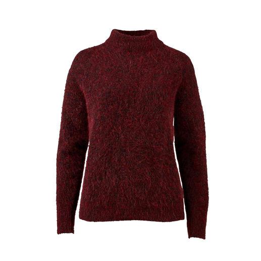 Johnnylove Mohair-Pullover Weniger Flusen, mehr modischer Anspruch: der Mohair-Pullover von Johnnylove.