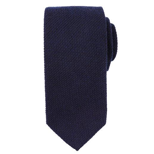 Blick Kaschmir-Seiden-Krawatte Die perfekte Krawatte zu Ihren liebsten Winter-Sakkos und -Anzügen.