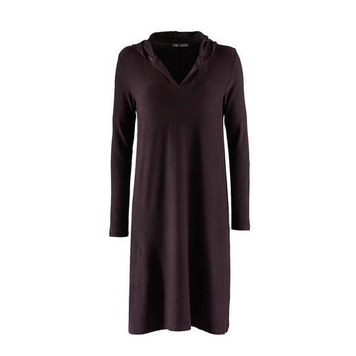 Casual Jersey-Kleid Bequem wie ein Homesuit. Aber viel charmanter.