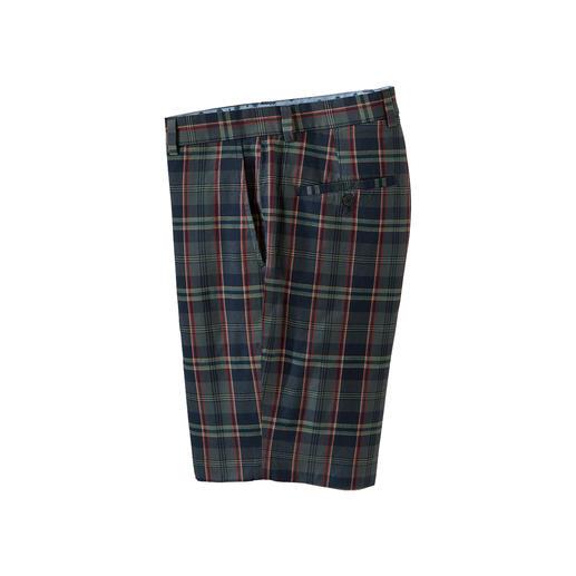 Brooks Brothers Madras-Shorts Original Madras-Shorts – in Indien noch traditionell von Hand gewebt.