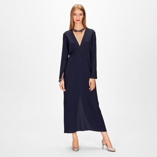 L`Autre Chose Maxi-Tunikakleid Das modische Maxi-Tunikakleid von L`Autre Chose ist eines der femininsten und vielseitigsten.