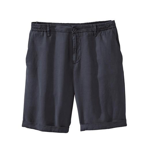 Myths Tencel™-Leinen-Shorts Luftige Shorts aus edlem Tencel™-Leinen. Made in Italy. Von Myths.
