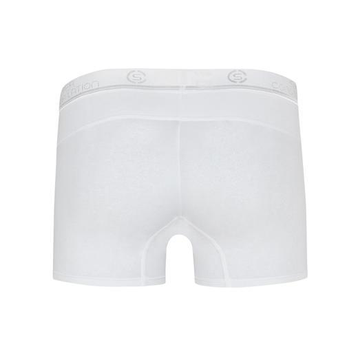 Shorts, Weiß
