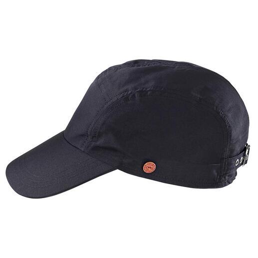 Der Sunblocker unter den Baseball-Caps: mit Lichtschutzfaktor 60. Von Mayser, traditionsreiche deutsche Hutmanufaktur seit 1800.