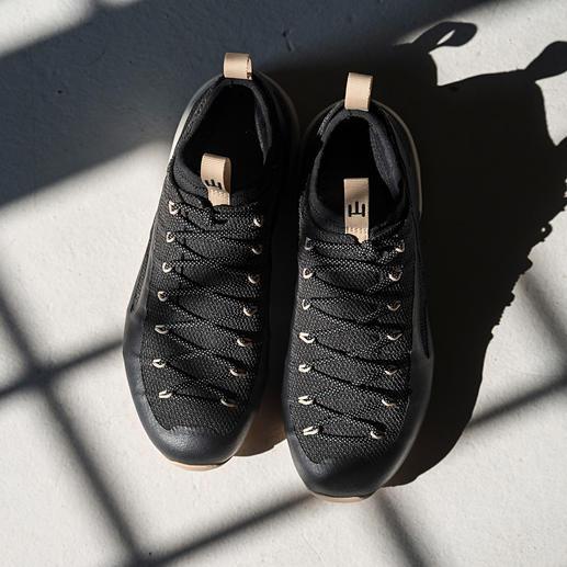 Naglev Herren-Lifetime-Sneaker Der Schuh fürs Leben: einteilig konstruiert aus nahezu unverwüstlichem Kevlar.