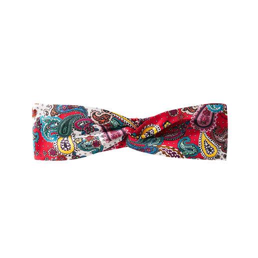 Roeckl Seiden-Stirnband Must-have Stirnband: herrlich kühl, leicht und knitterarm dank reiner Seide.