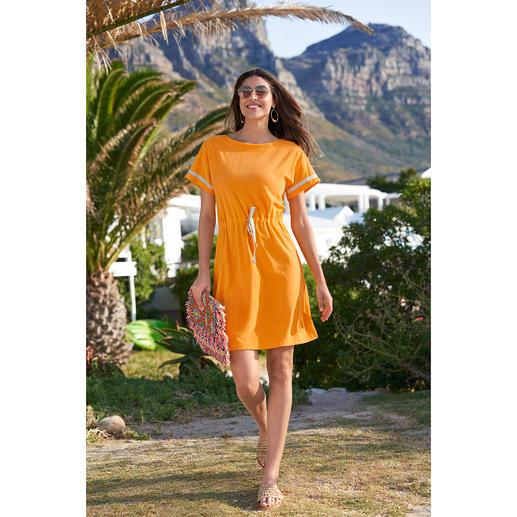 Das elegante Feinfrottier-Kleid für Strand, Spa, Sofa, ... Das elegante Feinfrottier-Kleid für Strand, Spa, Sofa, ... Unglaublich vielseitig und herrlich bequem.