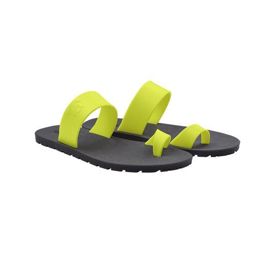 Paanda®-Neon-Flips Die Luxus-Variante simpler Strand-Flips. Made in Italy.