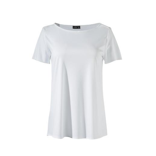 van Laack Plissee-Shirt Das vielseitige Kombitalent von Deutschlands Hemden-Spezialist van Laack, seit 1881.